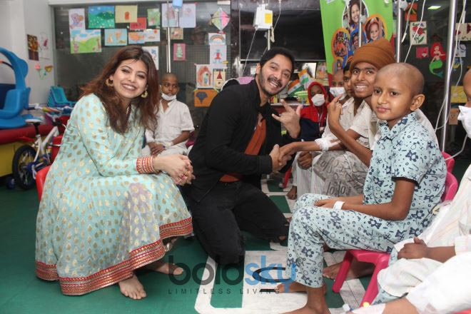 Celebrate Valentine's Day With Kids Of Tata Memorial Hospital