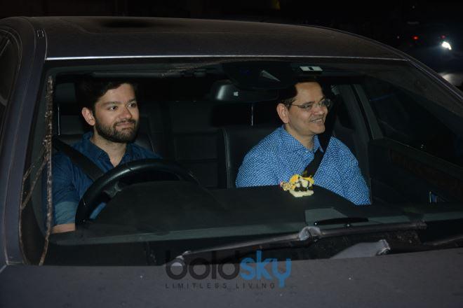 Celebs At Screening Of 'Padman'