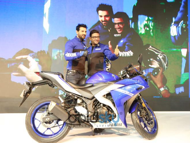 John Abraham At Auto Expo 2018 In Noida
