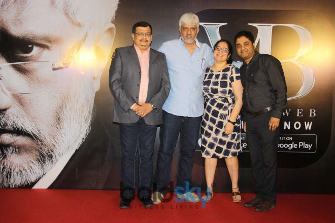 Press Conference For Vikram Bhatt OTT Platform