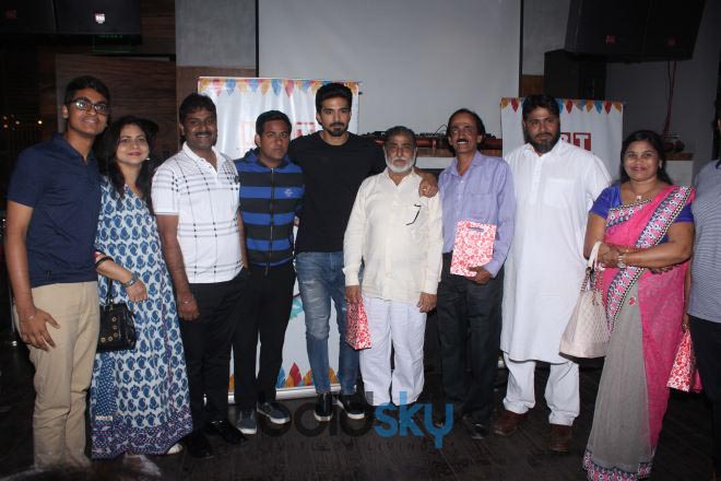 Saqib Saleem Event At Rangmanch Club