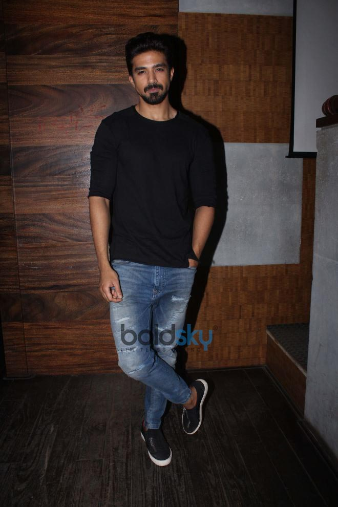 Saqib Saleem Event At Rangmanch Club
