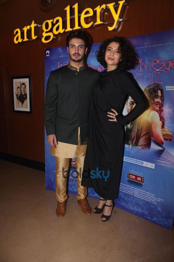 Screening Of 'Kuch Bheege Alfaaz'