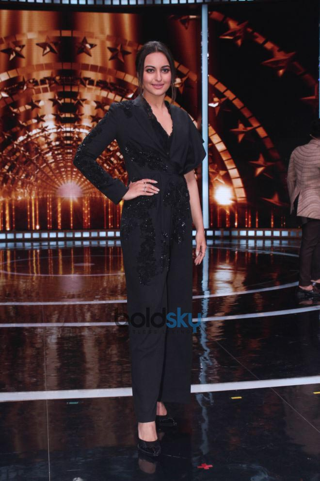 Sonakshi Sinha For Her Upcoming Movie Integration 'Welcome To New York'