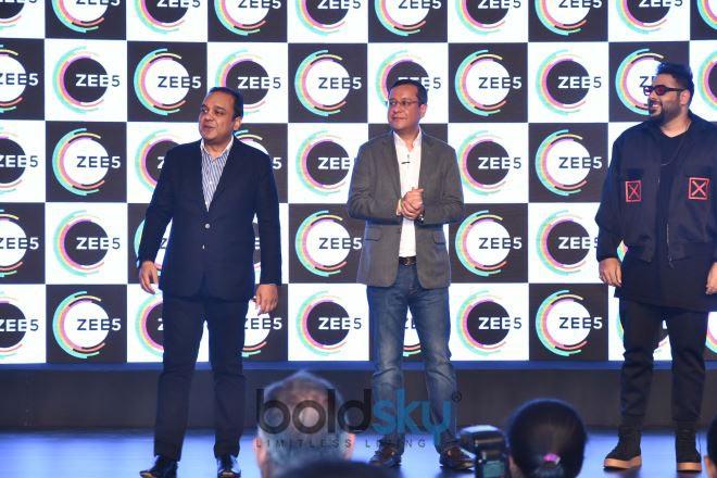 The OTT Launch Of The Tear ZEE5