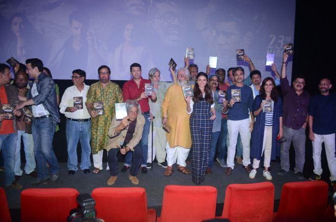 Trailer Launch Of 'Daas Dev'