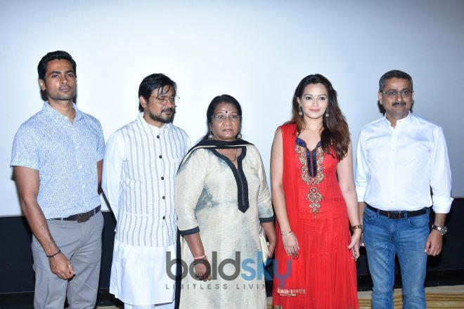 Trailer Launch Of 'Hey Ram Hamne Gandhi Ko Maar Diya'