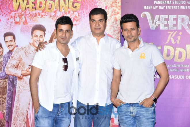 Veerey Ki Wedding.Trailer Launch Of Veerey Ki Wedding Photos Pics 351889 Boldsky