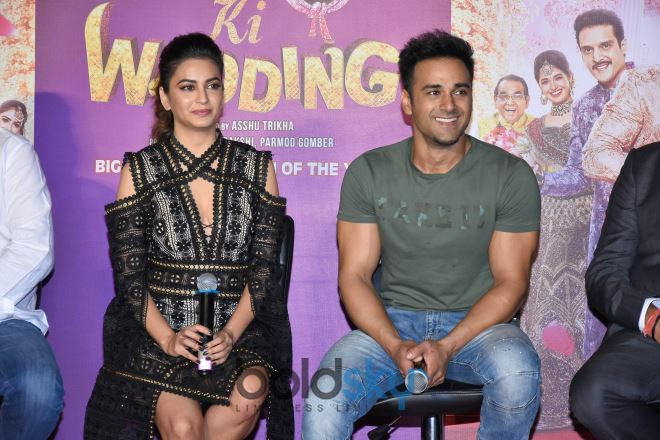 Veerey Ki Wedding.Trailer Launch Of Veerey Ki Wedding Photos Pics 351874 Boldsky
