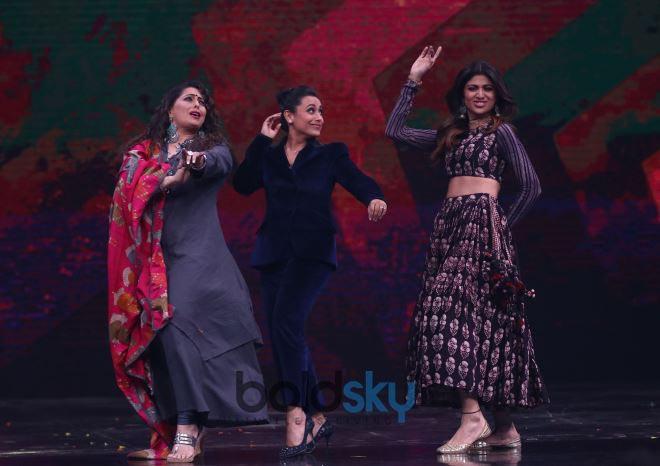 Triple Bonanza With Rani Mukherjee & Team CID And Hate Story 4 On Super Dancer Chapter 2