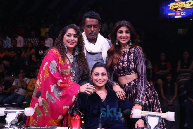 Triple Bonanza With Rani Mukherjee & Team CID And Hate Story 4 On Super Dancer Chapter 2