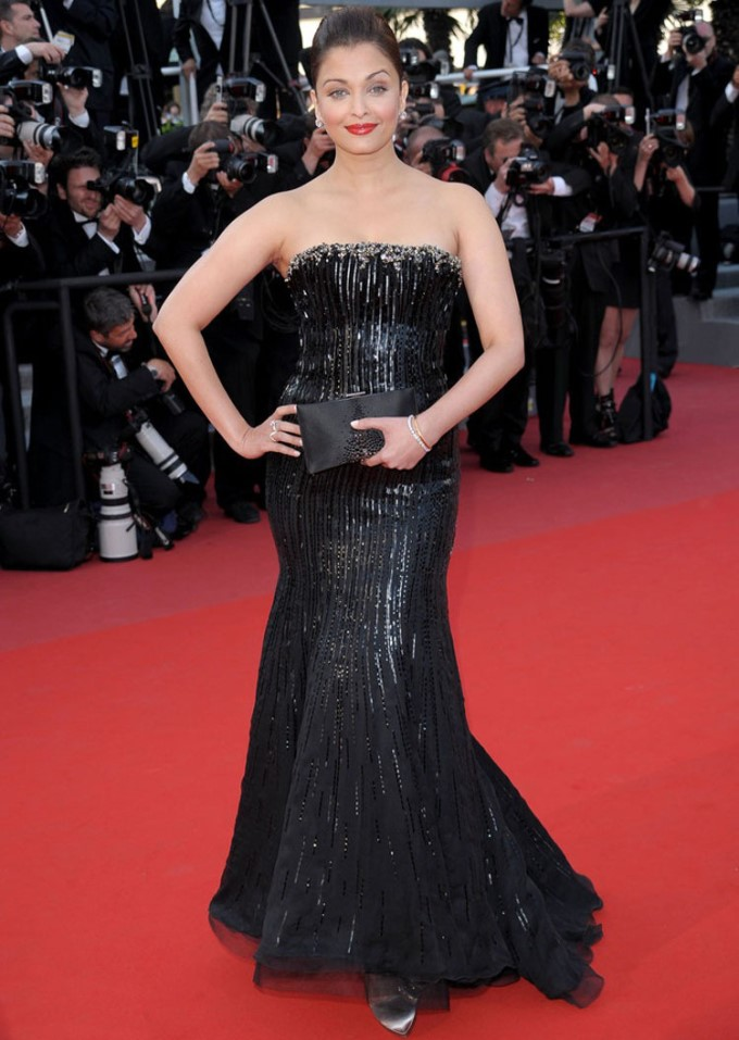 Aishwarya Rai Bachchan's Top 12 looks from the Cannes Film Festival