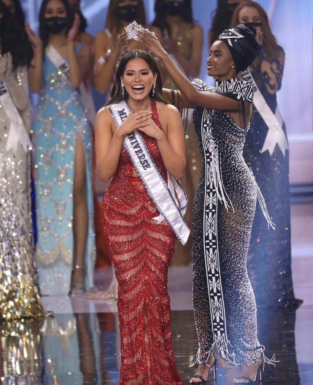 Miss Universe 2021 Adline Castelino Photos