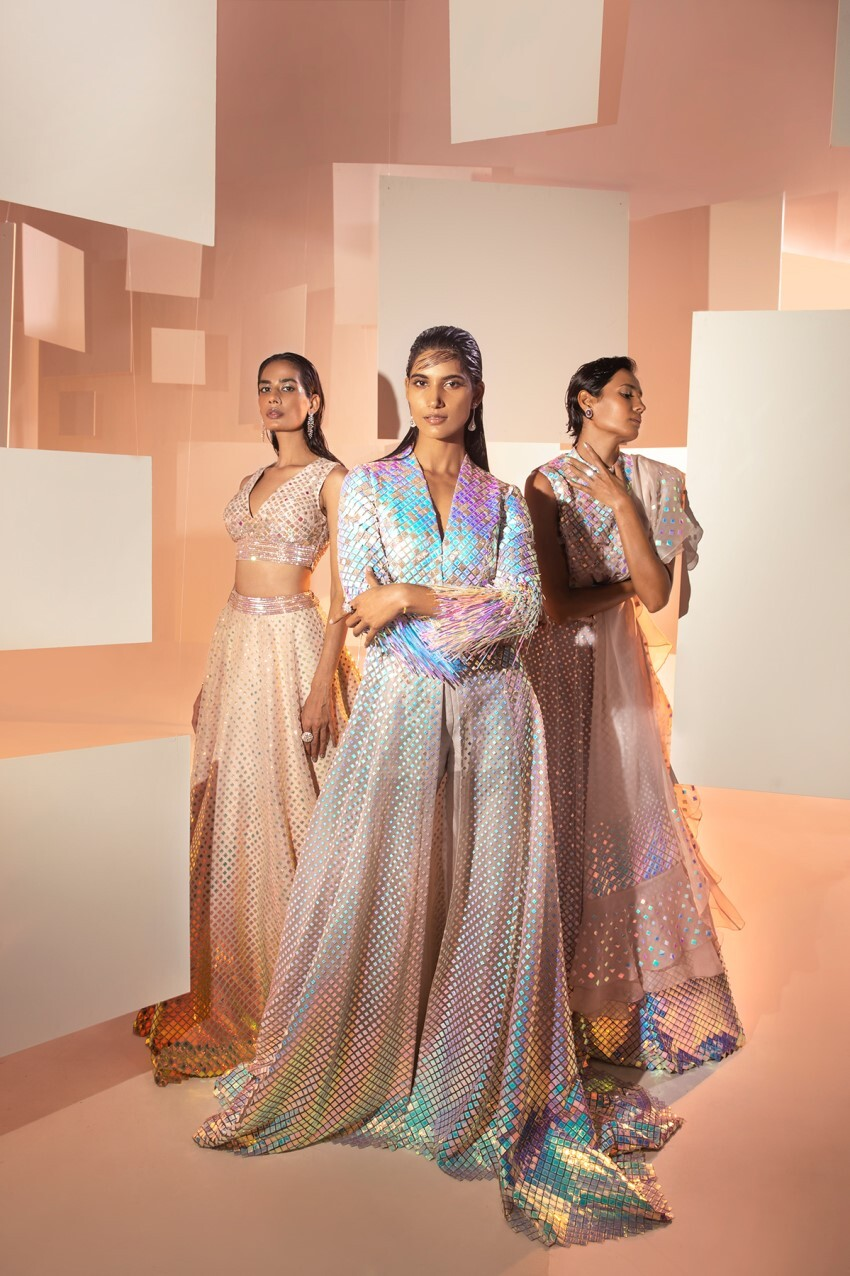 India Couture Week 2021 - Designers Pankaj & Nidhi