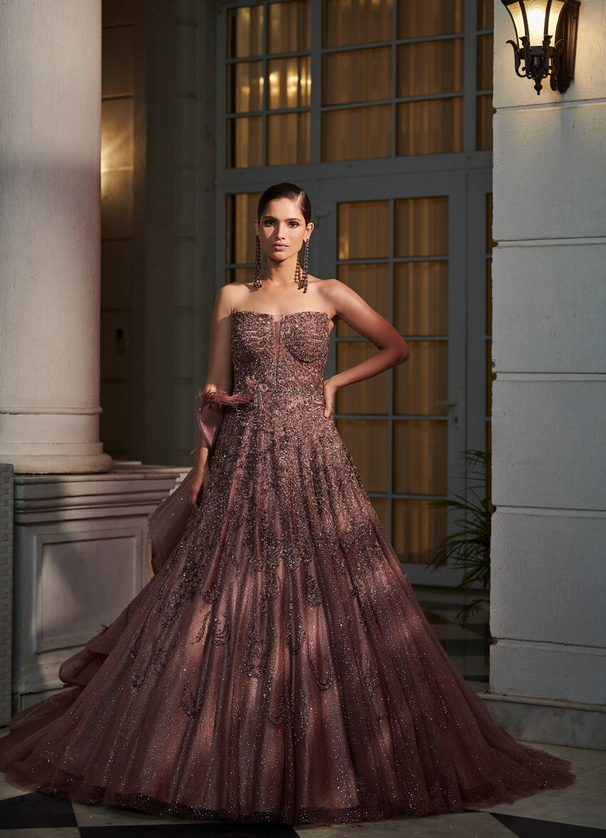 India Couture Week 2021 - Designer Dolly J