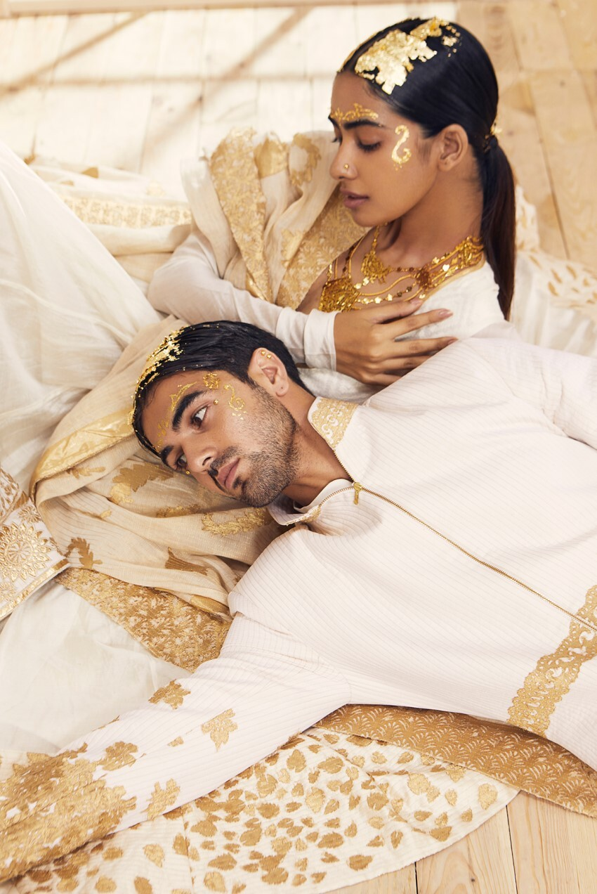 India Couture Week 2021 - Designer Siddartha Tytler