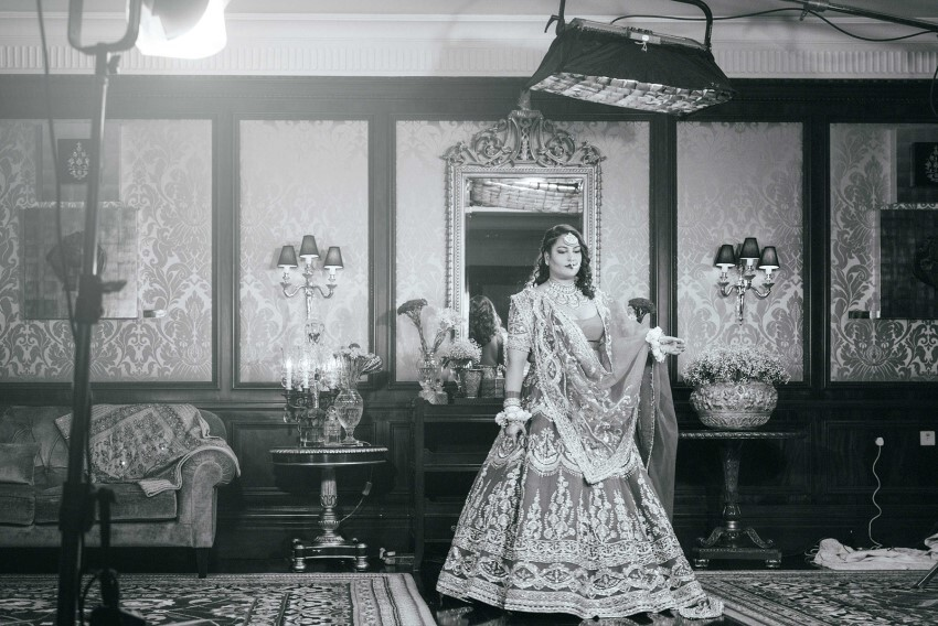 India Couture Week 2021 - Kriti Sanon For Designer Manish Malhotra