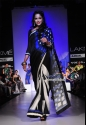 Sameera Reddy walks for designer Archana Kochhar