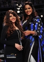 Sameera Reddy With Designer Archana Kochhar