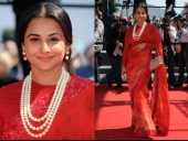 Vidya Balan Disappoints Again At Cannes!